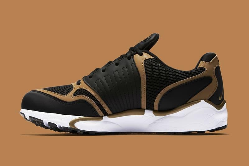 Nike Air Zoom Talaria Black Gold  d1ab7bb04