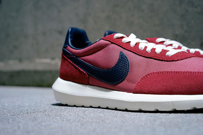 fd30160dbd23 Nike Roshe Daybreak NM Red And Blue Sneakers