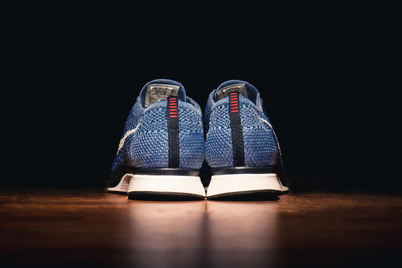 4558adc90a4d Nike Tokyo Limited Edition Indigo Flyknit Racers