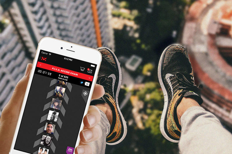 4152f9dfa515 Find out how the little-known app could make buying sneakers a lot more  engaging.
