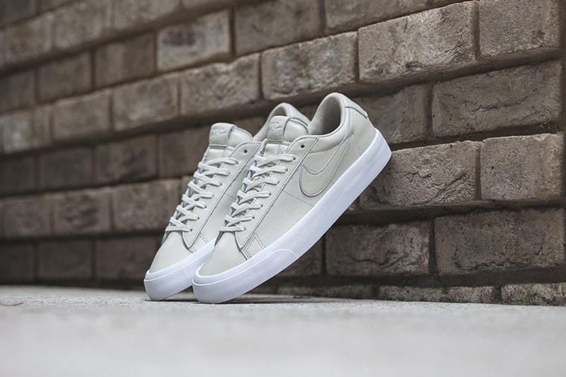 cheap for discount 73da7 148d3 Nikelab s Blazer Low Studio Has Dropped. A refined take on the casual low -top.