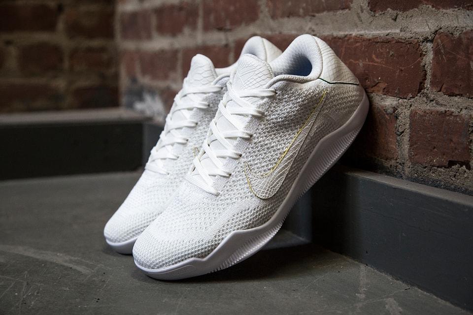 ee0c5c752b1 NikeLab Limited Kobe 11 Elite Low Brazil
