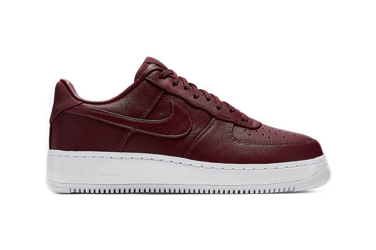 a16e16c71a NikeLab's Premium Air Force 1 Silhouette Receive Additional Colorways