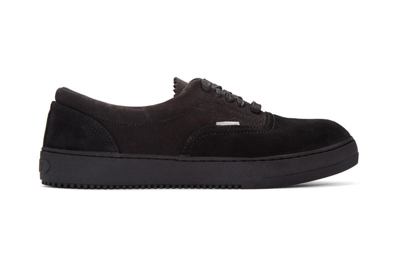 OFF-WHITE Kudu Leather Deck Sneaker