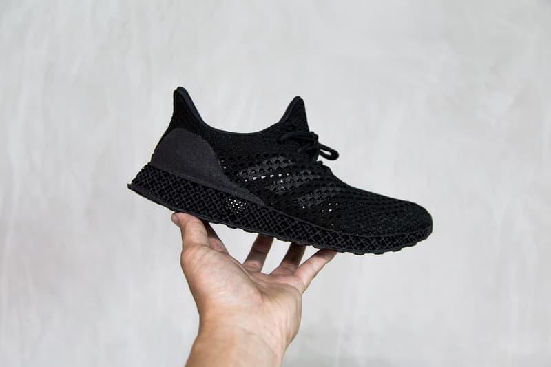 On Feet Look at 3D Printed adidas Futurecraft