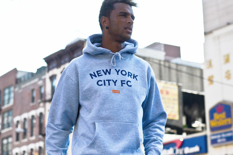 ONLY NY x New York City FC Collection   HYPEBEAST
