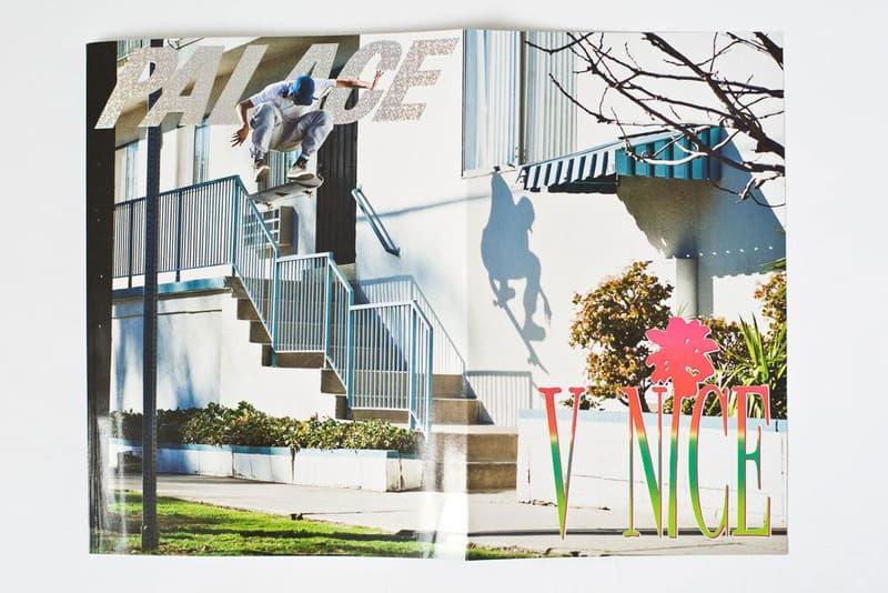 Palace Skateboards Magazine