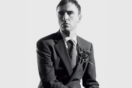 It's Official: Raf Simons Is the New Chief Creative Officer of Calvin Klein