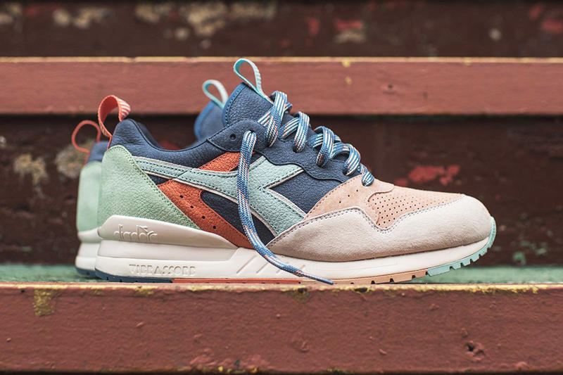 Ronnie Fieg and Diadora Celebrate the Olympic Season With Their