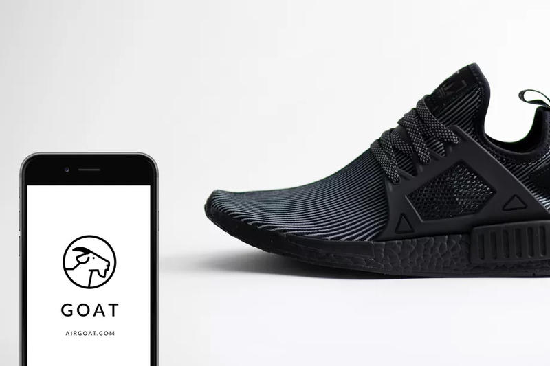 AIR Goat Sneaker Resell App