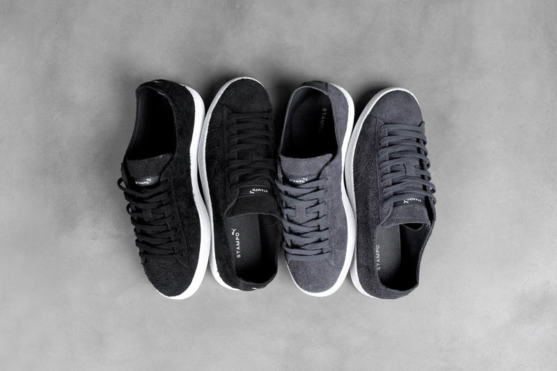 Stampd   PUMA Offer the States Model in Understated Monochrome Colorways beb095863