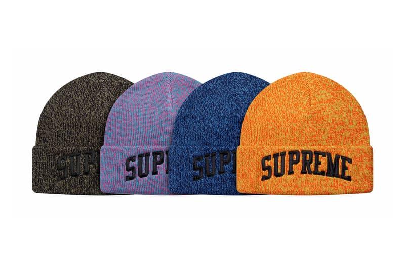 Supreme 2016 Fall Winter Headwear  2e69ef32141
