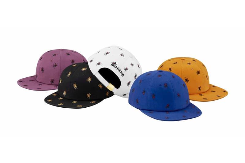 6f97d664528 Supreme 2016 Fall Winter Headwear
