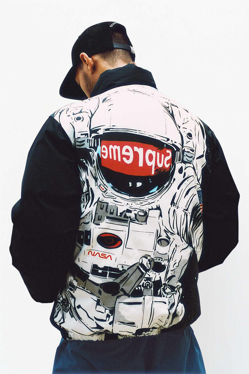 Supreme Space Jacket