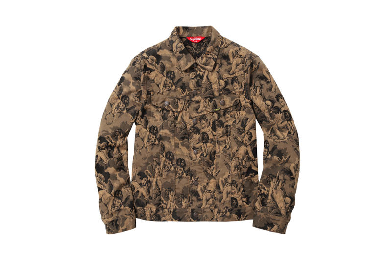 Supreme Baroque Trucker Jacket