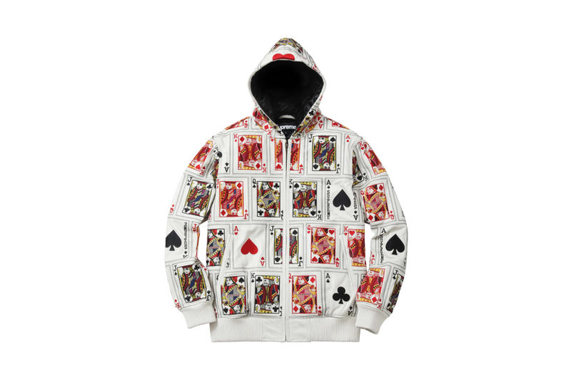 Supreme Card Deck Jacket