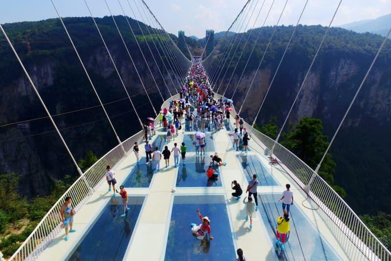 User submitted photo of Zhangjiajie Glass Hanging Bridge