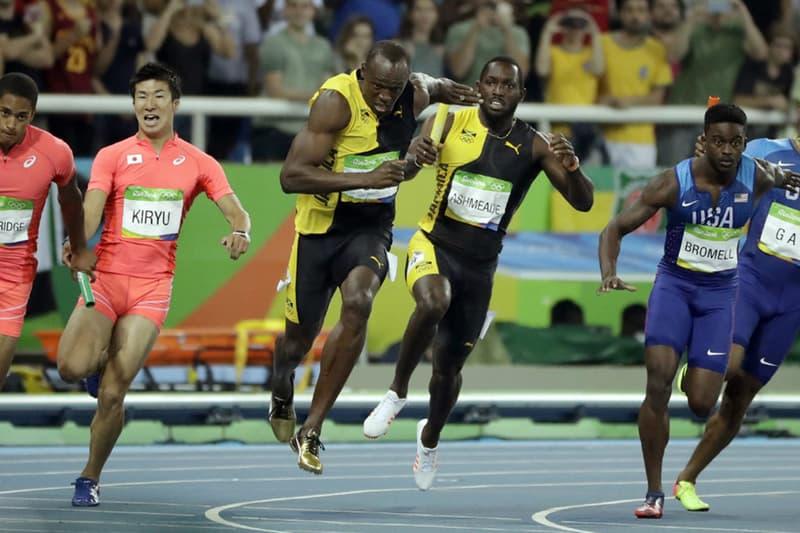 Usain Bolt Relay Gold