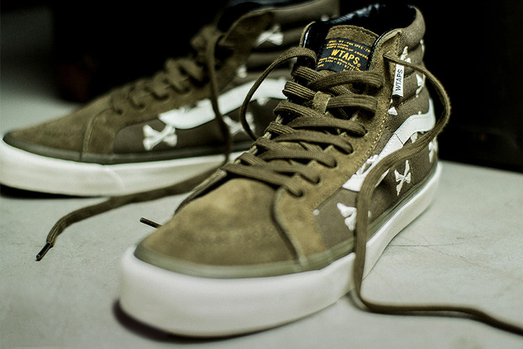 69fb128052 A Closer Look at the WTAPS x Vans Vault Collection