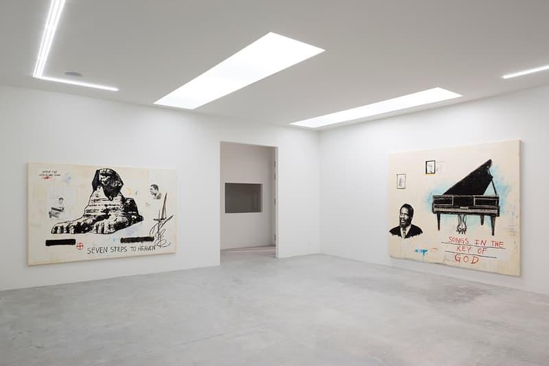 Wes Lang Believer Exhibition in Copenhagen John Coltrane Influence