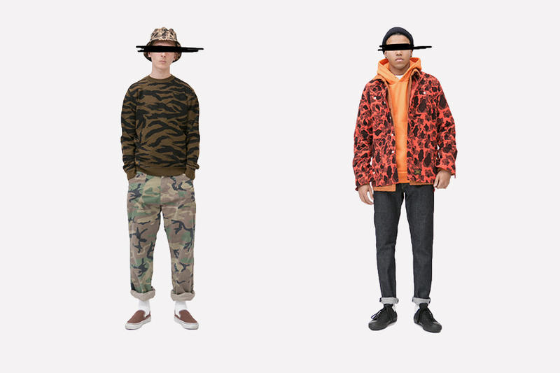 WTAPS EX.33 2016 Fall Winter Collection