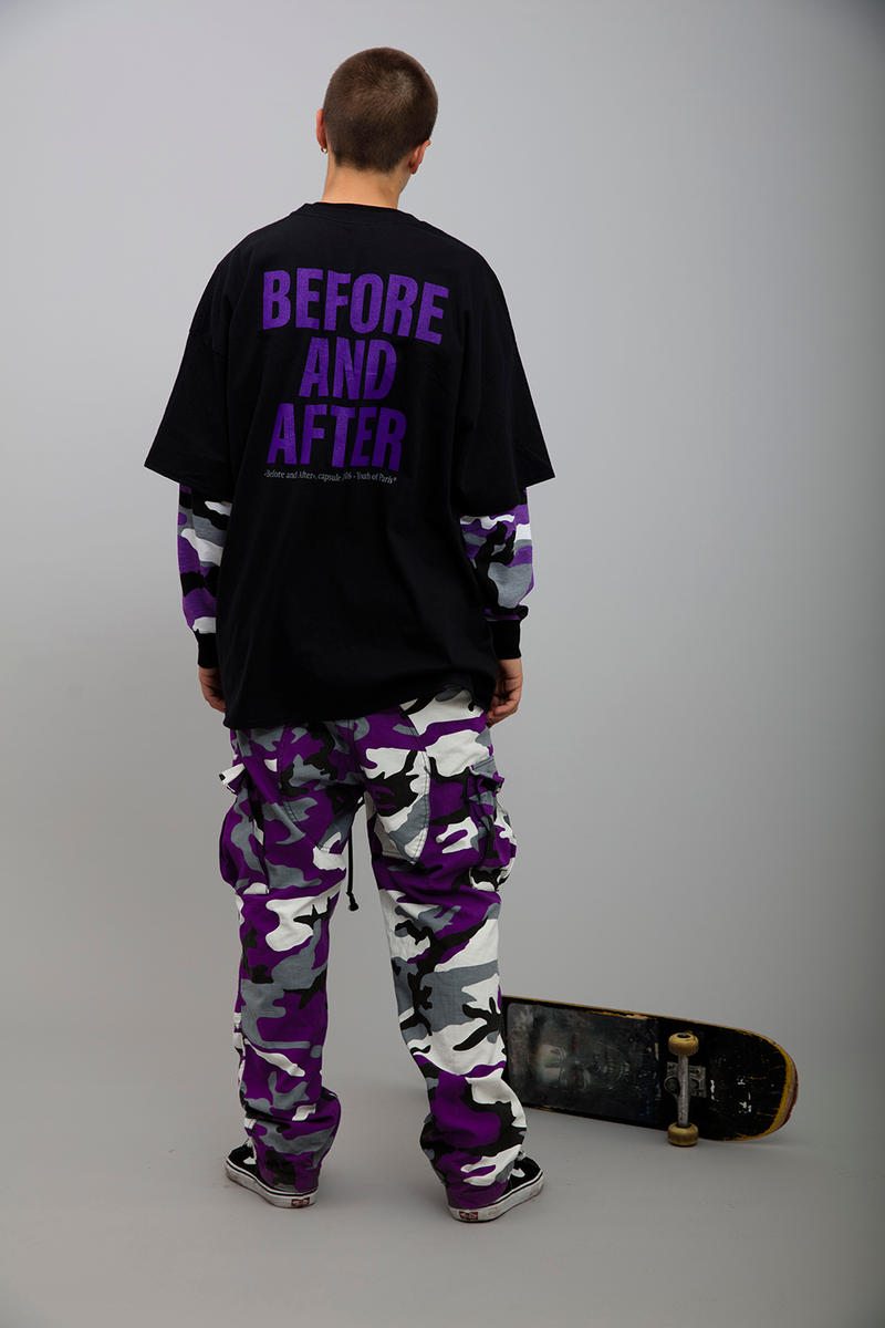 youth of paris no paris no company lookbook