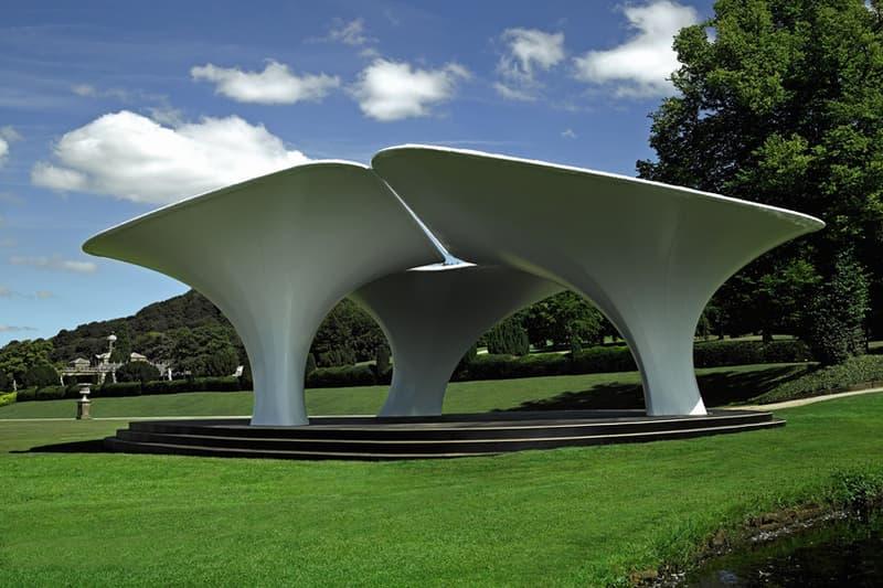Zaha Hadid Lilas Pavilion