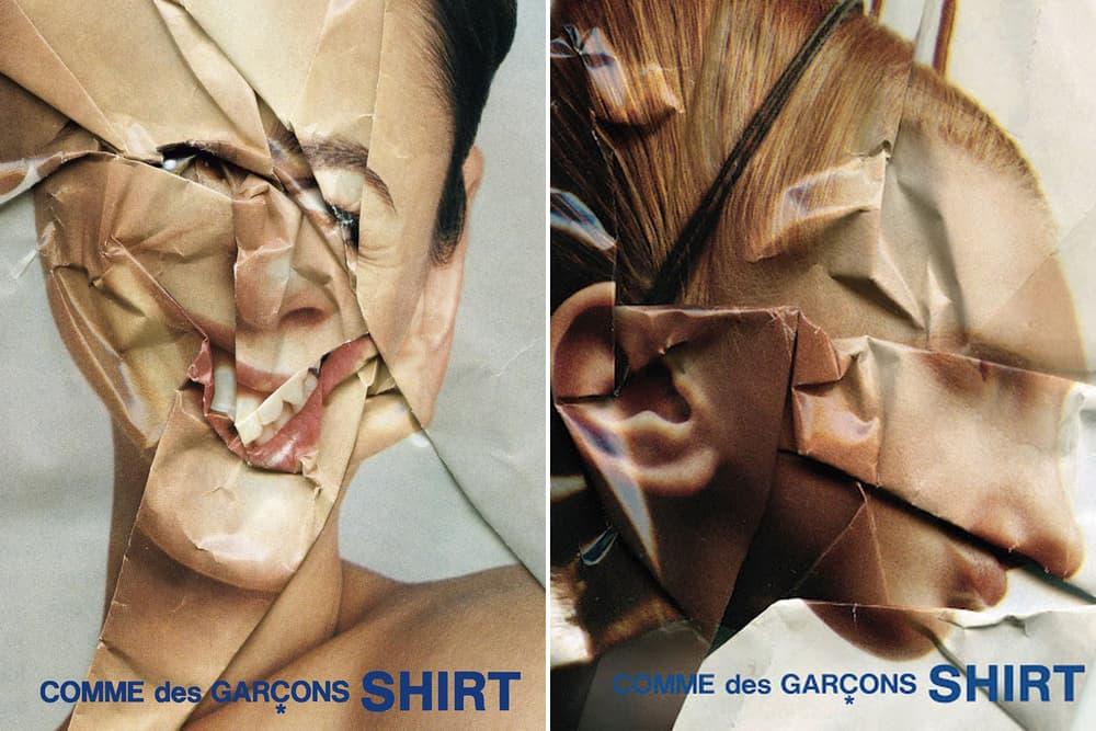 Stephen J Shanabrook Comme des Garçons and Supreme