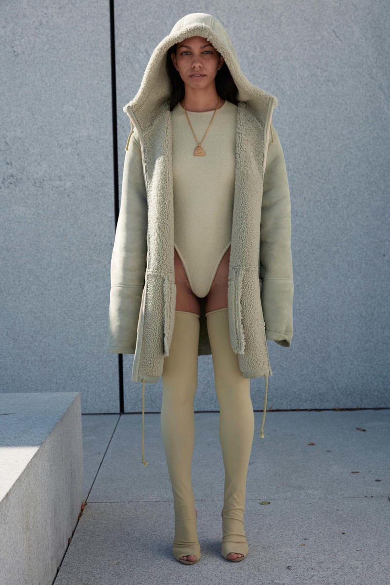 Kanye West YEEZY Season 4 Collection