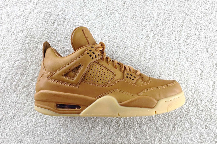 Air Jordan 4 Wheat Coming This Winter