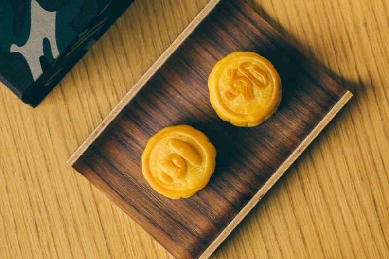 A Bathing Ape Mooncakes AAPE mid-autumn festival bape camo ape head
