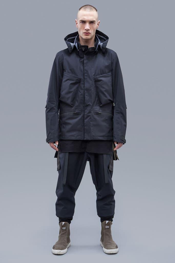 ACRONYM 2016 Fall/Winter Jackets, Pants, Neck Gaiters