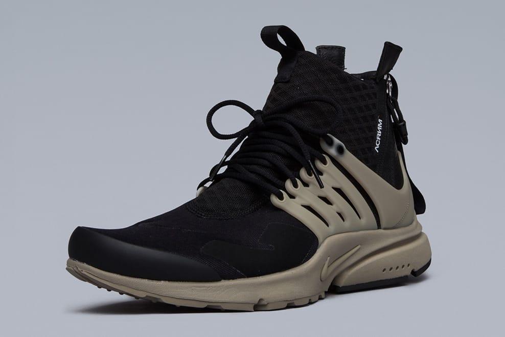 ACRONYM x NikeLab Air Presto Mid