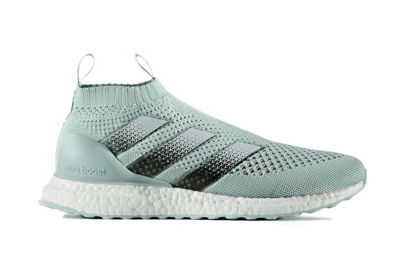 adidas ACE 16+ PureControl UltraBOOST Mint Green