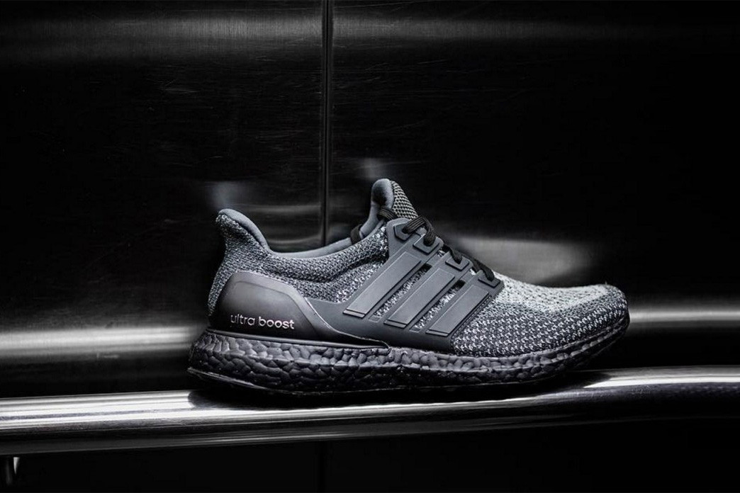 adidas Ultra Boost With All Black Color