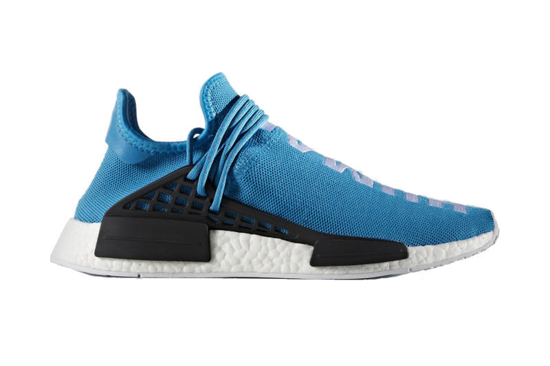 adidas Hu NMD Light Blue by Pharrell Williams Sneakers