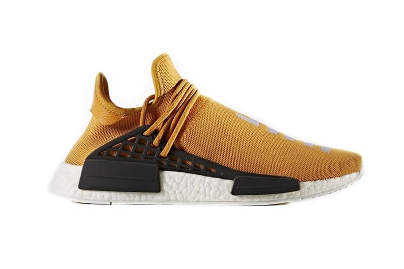 "adidas Originals ""Human Race"" NMD Yellow"