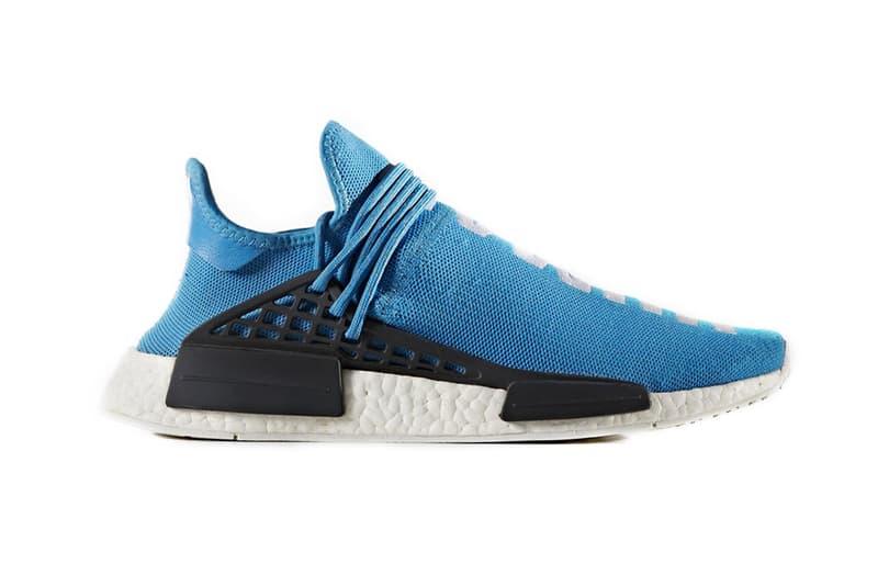 "adidas Originals ""Human Race"" NMD Light Blue"