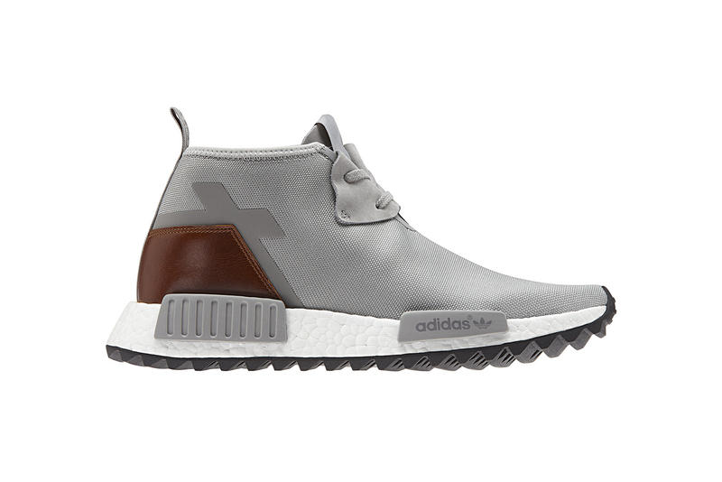 hot sales 6298e cd014 Added support and a new outsole come to the NMD Chukka. adidas NMD C1 Trail
