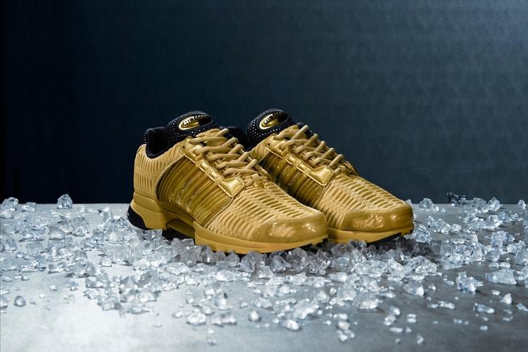 timeless design 25e9e ec4a8 adidas Originals Wraps the Climacool 1 in