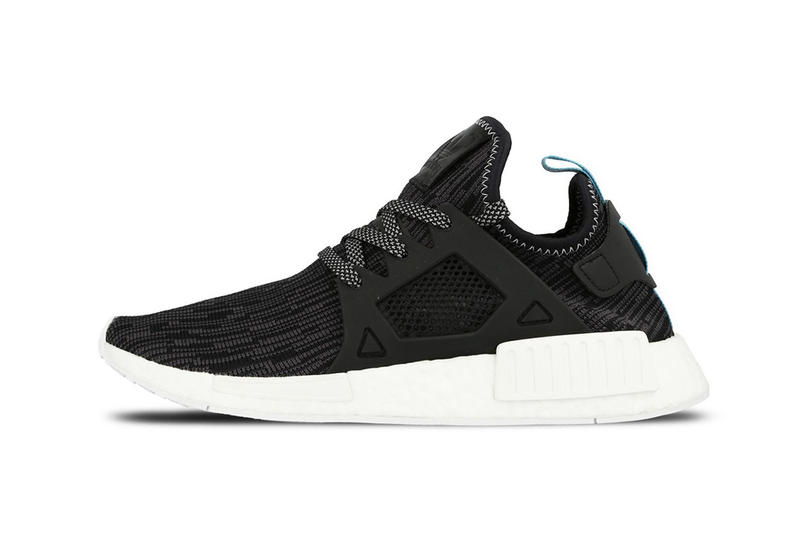 b97017af1 adidas Originals NMD XR1 Glitch Sneakers in Black and White and ...