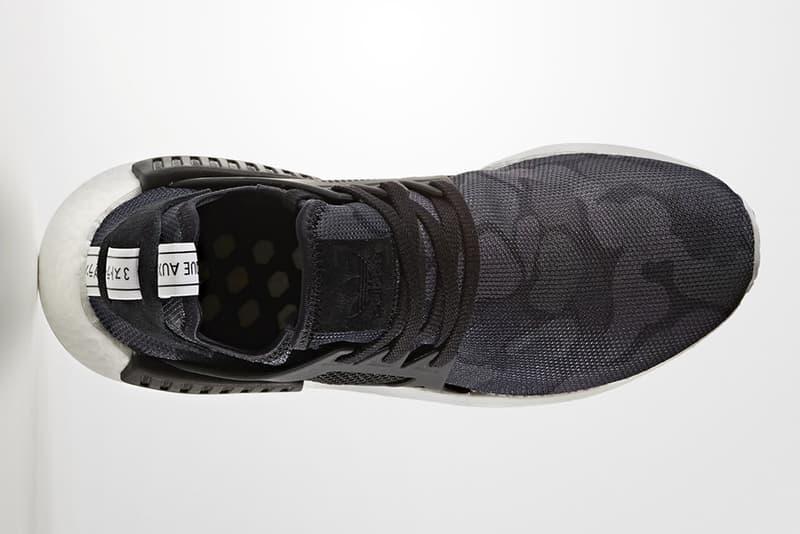 adidas Originals NMD XR1 Duck Camo Black & White