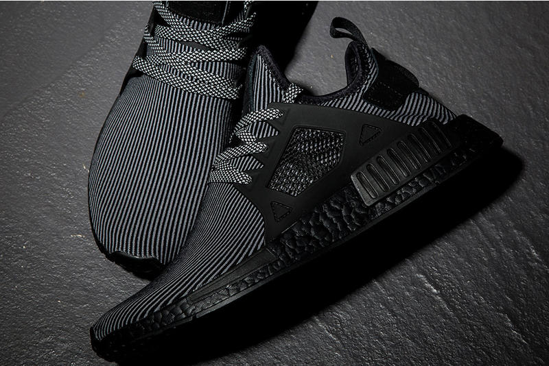 adidas Originals NMD XR1 Triple Black