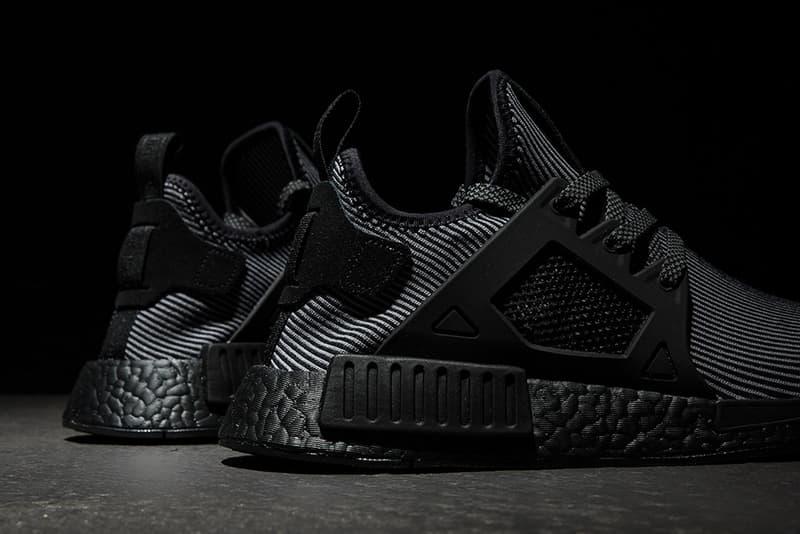 adidas Originals NMD XR1 Triple Black