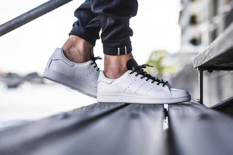 adidas Originals Stan Smith Tuxedo Black White Sneaker