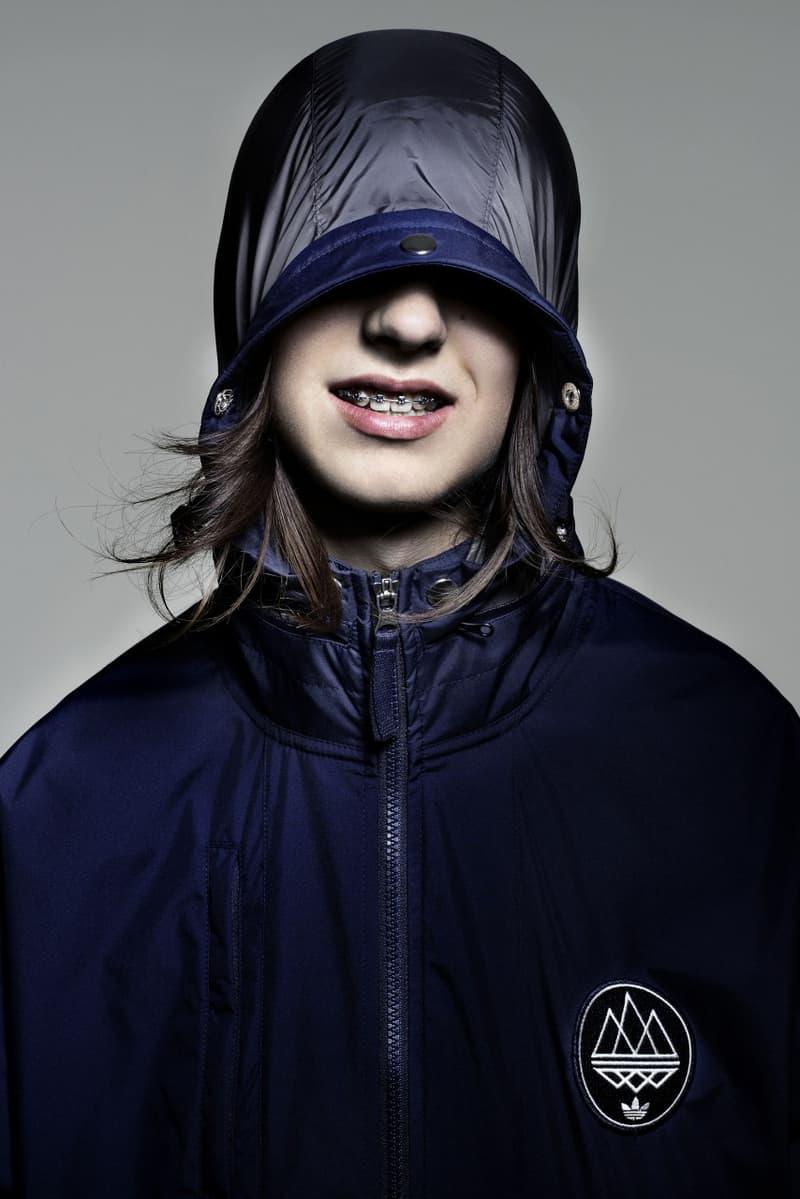 adidas Originals x SPEZIAL 2016 Fall Winter First Look SHOWstudio