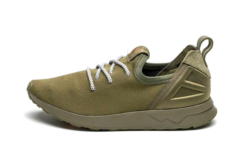 the latest 09c39 73df6 adidas Originals ZX Flux ADV X Sneaker Olive Green | HYPEBEAST