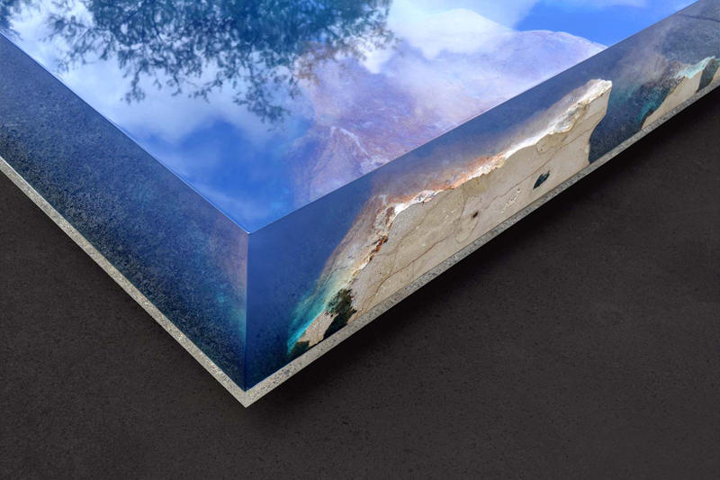 LA TABLE STARRY SEA Alexandre Chapelin