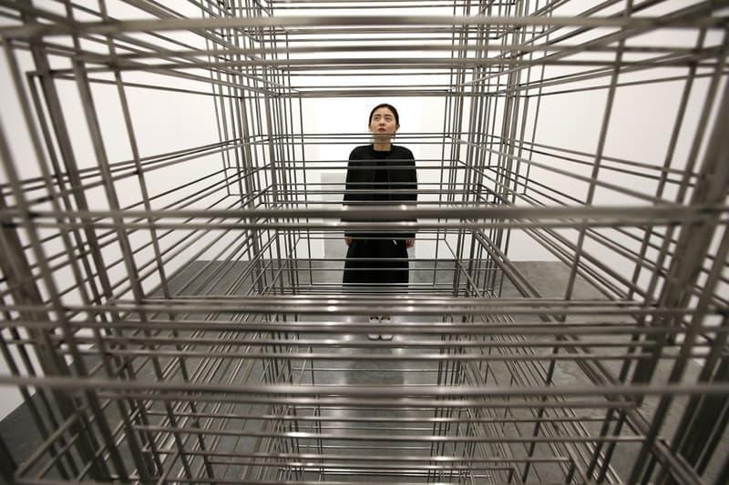 Antony Gormley Fits Arts Exhibition