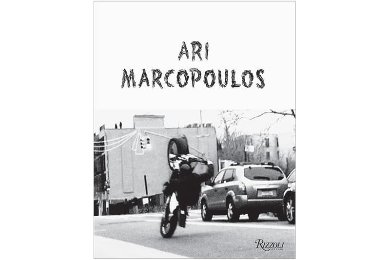 Ari Marcopoulos Not Yet Monograph Rizzoli
